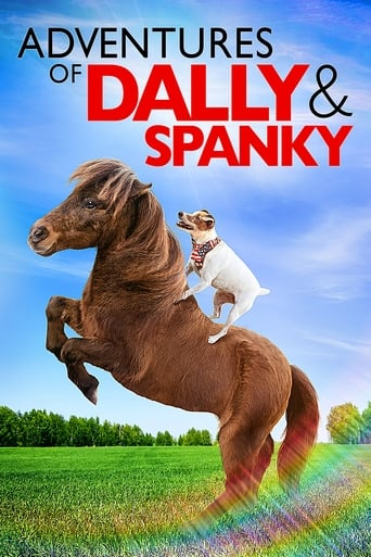 Poster of Adventures of Dally and Spanky