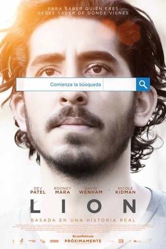 Poster of Lion