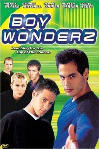 Poster of Boy Wonderz