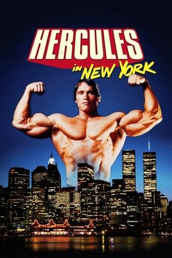 Poster of Hercules in New York