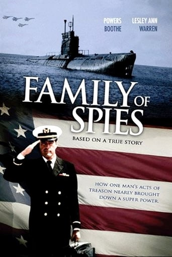 Family of Spies poster
