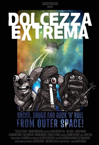 Poster of Dolcezza Extrema