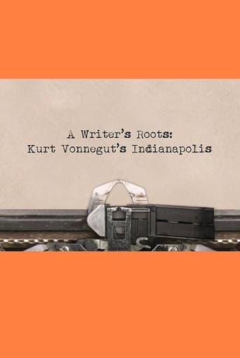 Poster of Kurt Vonnegut's Indianapolis: A Writer's Roots