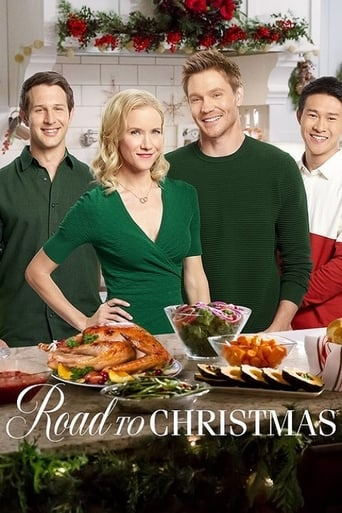 Poster of Road to Christmas