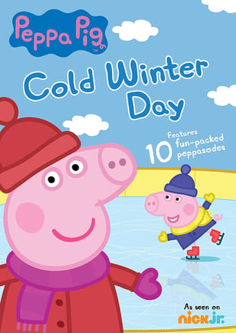 Poster of Peppa Pig: Cold Winter Day