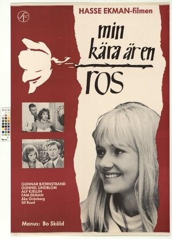 Poster of Min kära är en ros