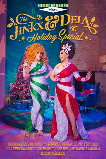 Poster of The Jinkx and DeLa Holiday Special