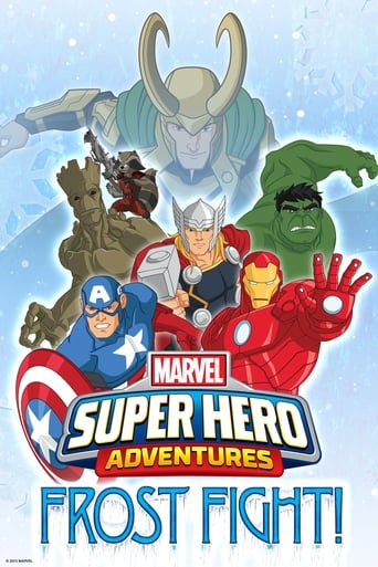 Poster of Marvel Super Heroes Adventures: Frost Fight