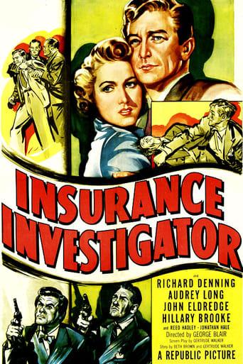 Poster of Insurance Investigator