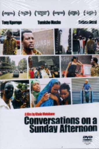 Poster of Conversations on a Sunday Afternoon