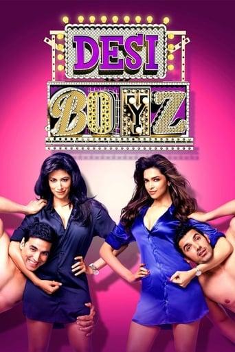 Poster of Desi Boyz