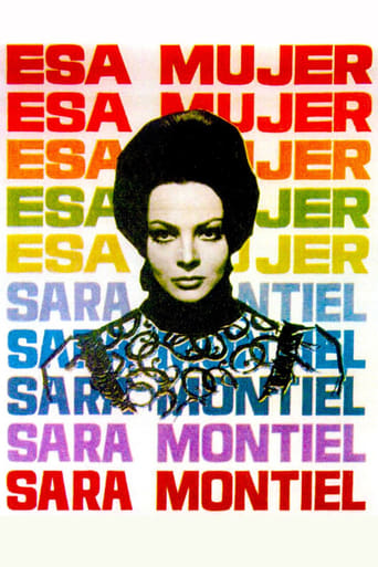 Poster of Esa mujer