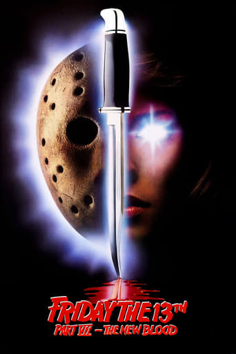 Poster of Friday the 13th Part VII: The New Blood