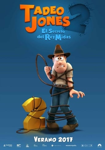 Poster of Tadeo Jones 2: El secreto del rey Midas
