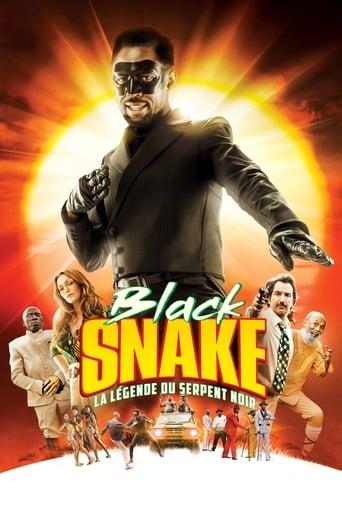 Poster of Black Snake, la légende du serpent noir