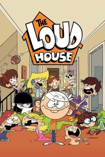 Poster of Una casa de locos