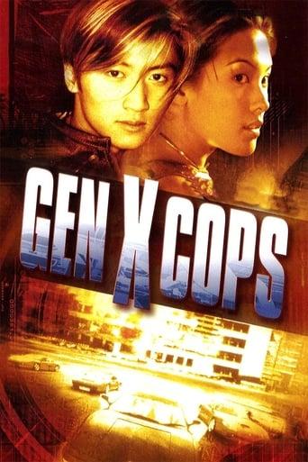 Poster of Gen-X Cops