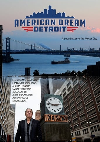 Poster of American Dream: Detroit
