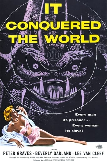 Poster of It Conquered the World