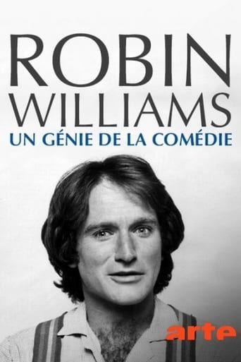 Poster of Robin Williams, A Comedy Genius