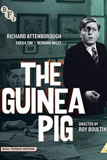 Poster of The Guinea Pig