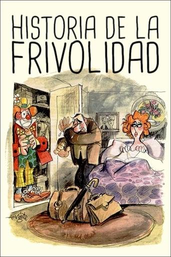 Poster of Historia de la frivolidad