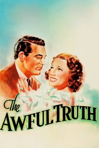Poster of The Awful Truth