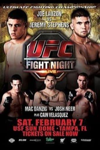 UFC Fight Night 17: Lauzon vs. Stephens