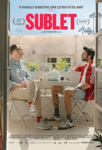 Poster of Sublet