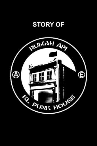 Poster of Rumah Api. Story Of
