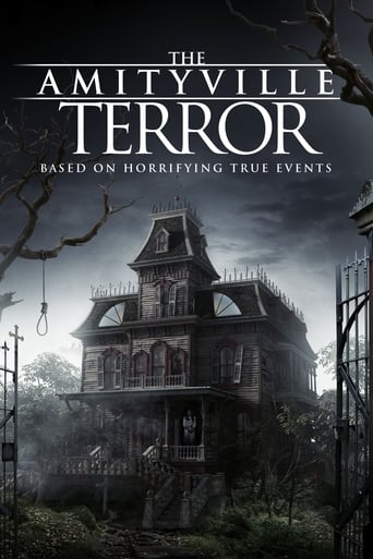 Poster of The Amityville Terror