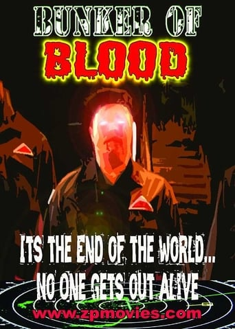 Poster of Bunker Of Blood
