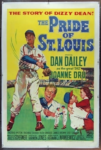 Poster of The Pride of St. Louis