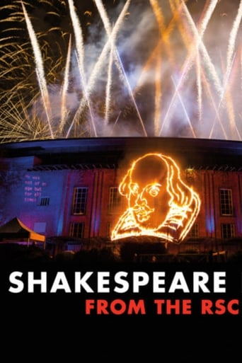 Shakespeare Live! From the RSC poster