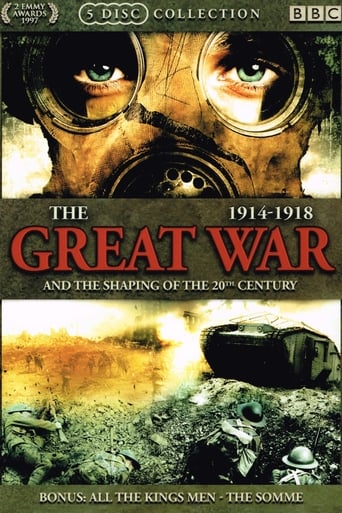 Poster of The Great War and the Shaping of the 20th Century