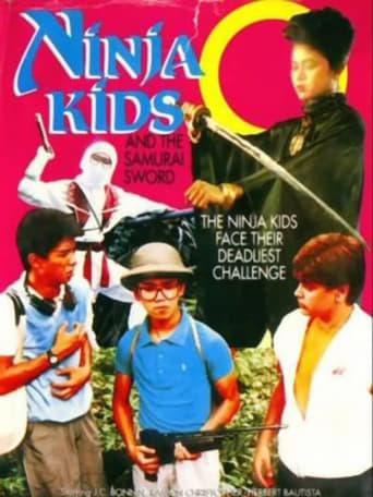 Poster of Ninja Kids