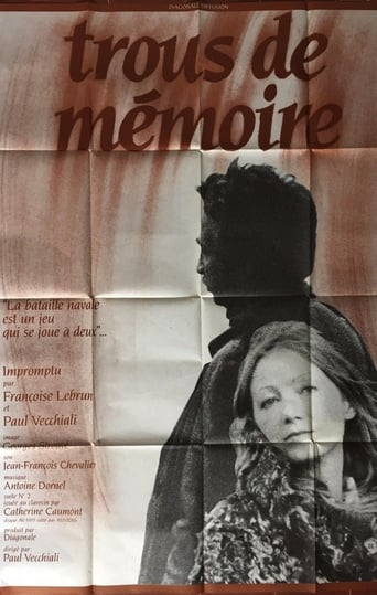 Poster of Trous de mémoire