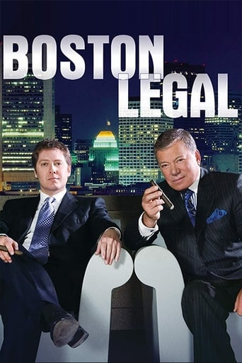 Poster of Boston Legal