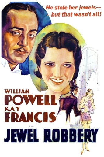 Poster of Jewel Robbery