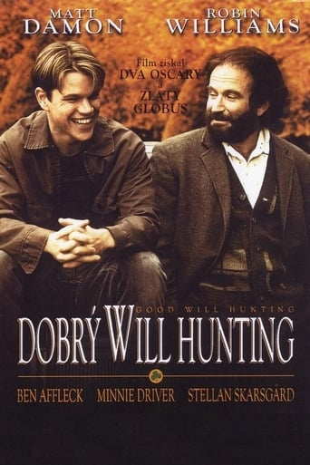 Poster of Dobrý Will Hunting