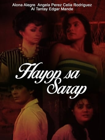 Poster of Hayop sa Sarap