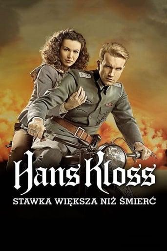Poster of Hans Kloss. Stawka większa niż śmierć