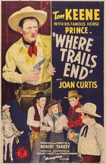 Poster of Where Trails End