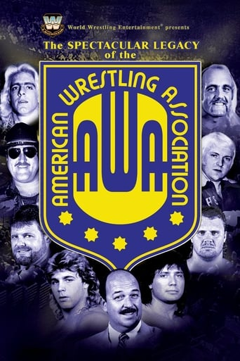Poster of WWE: The Spectacular Legacy of the AWA