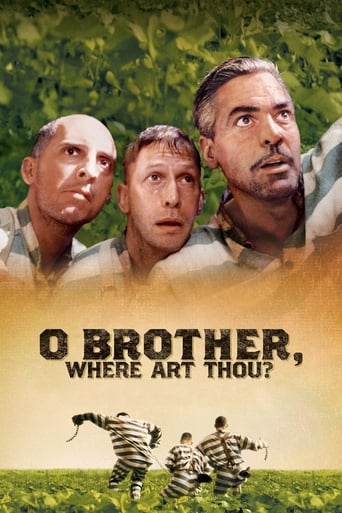 Poster of O Brother, Where Art Thou?