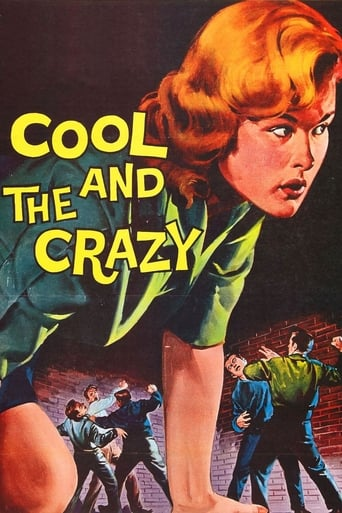 Poster of The Cool and the Crazy