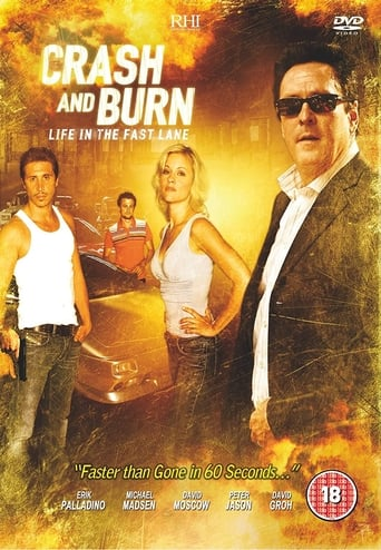 Poster of Crash and Burn