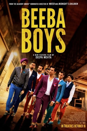 Poster of Beeba Boys