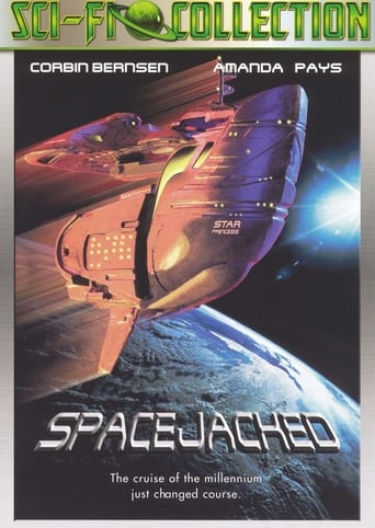 Poster of Spacejacked