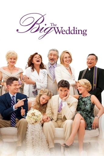 Poster of The Big Wedding